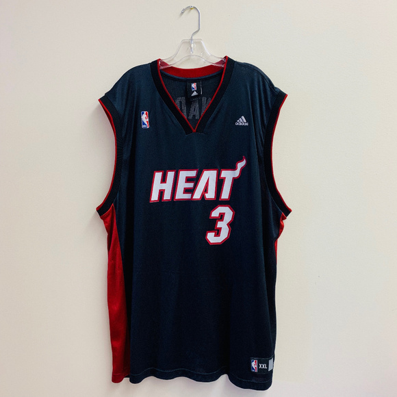 adidas Other - Dwyane Wade NBA Miami Heat authentic jersey